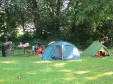 camping in Regensburg