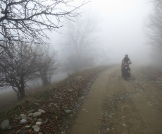 etwas Nebel