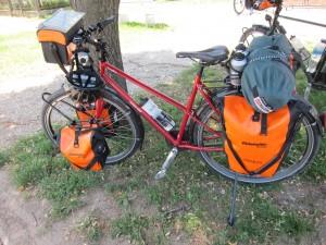 Fahrrad Anna